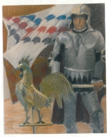 Weathervane-with-knight